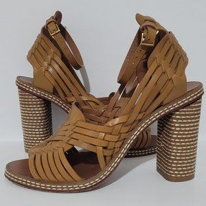 Tory Burch Strappy Heels Sandals 7M
